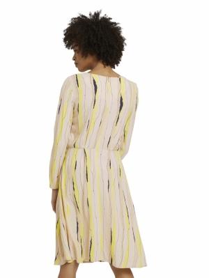 000000 773032 [dress printe] 26555 yellow be