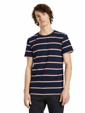 000000 121010 [T-shirt with] 25897 navy tric