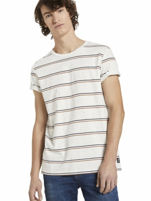 000000 121010 [T-shirt with] 25898 white tri