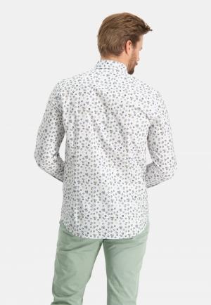 113310 113310 [Shirts LM] 5736 kobalt