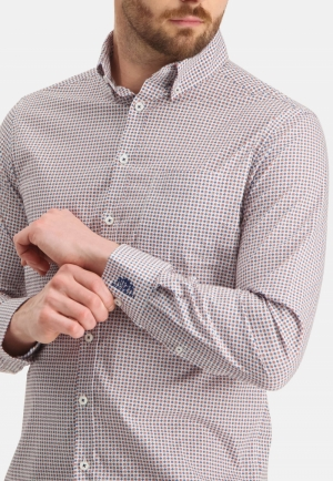 113310 113310 [Shirts LM] 2957 brique