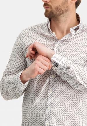 113310 113310 [Shirts LM] 2918 brique