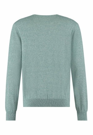 113001 113001 [Pullovers] 3917 donkergroe