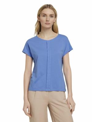 000000 701010 [T-shirt clea] 15497 sea blue