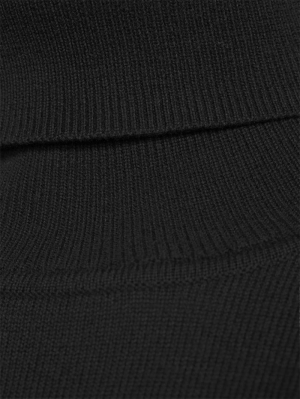 000000 703024 [sweater basi] 14482 deep blac