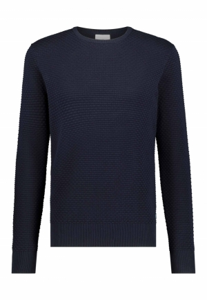113000 113000 [Pullovers] 5900 donkerblau