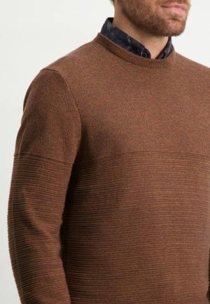113000 113000 [Pullovers] 5929 donkerblau