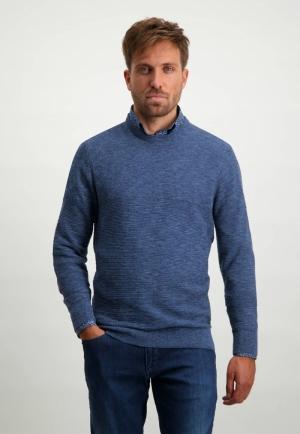 113000 113000 [Pullovers] 5957 donkerblau