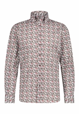 113310 113310 [Shirts LM] 4286 oud roze