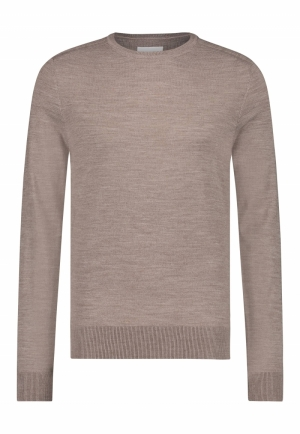 113000 113000 [Pullovers] 8600 sepia
