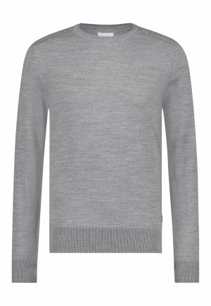 113000 113000 [Pullovers] 9200 zilvergrij